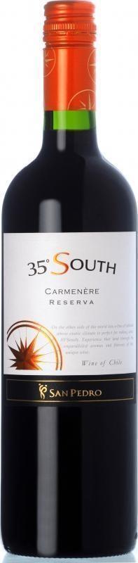 35 SOUTH CARMENERE 75CL