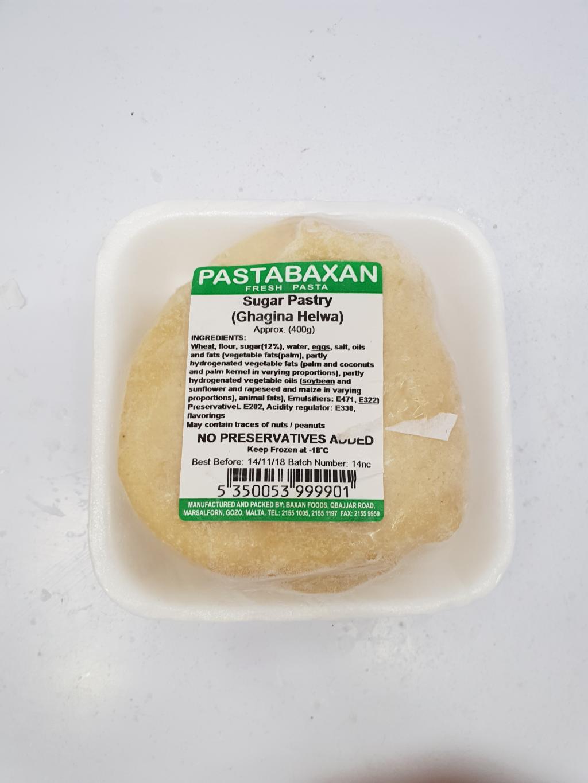 BAXAN SUGAR PASTRY 400G