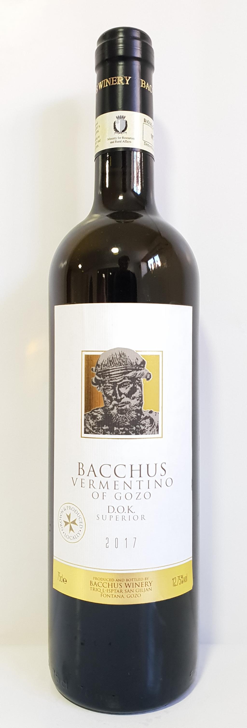 BACCHUS VERMENTINO 75CL
