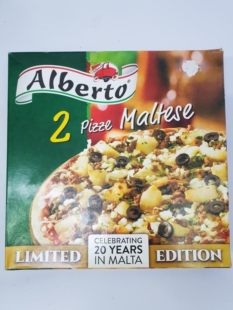 ALBERTO MALTESE PIZZA TP 2X360G