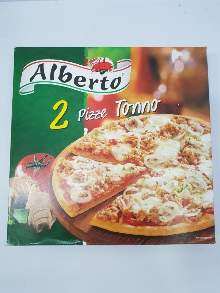 ALBERTO PIZZA TUNA TP TRAD 2X410